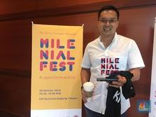 Patrick Walujo Cerita Investasi di Gojek & Bakar Uang