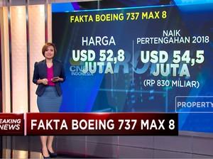 Inilah Fakta Boeing 737 Max 8