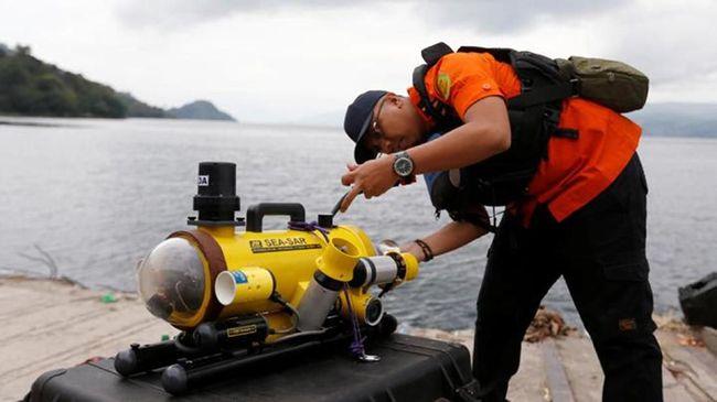 Alat Penemu Kotak Hitam Air Asia QZ 8501 Dipakai untuk JT-610
