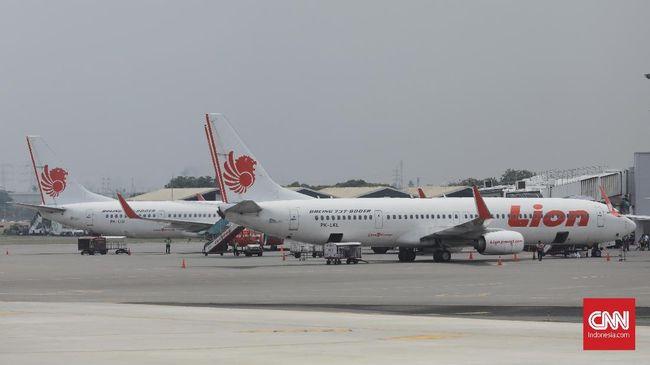 Australia Larang Pejabat Pemerintah Terbang Pakai Lion Air