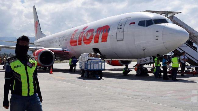 Spesifikasi Lion Air JT-610 yang Jatuh di Karawang