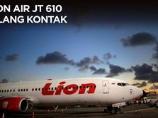 VIDEO : Pesawat Lion Air JT-610 Jatuh di Tanjung Karawang
