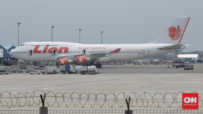Pilot Lion Air JT-610 Sempat Lapor Masalah Flight Control