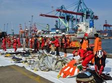 Evakuasi Lion Air Hari Kedua, Area Pencarian Diperluas