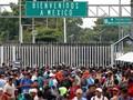 Pentagon Tolak Pembangunan Tahanan Imigran di Perbatasan