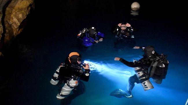 'Labirin' Bawah Laut Ditemukan di Budapest