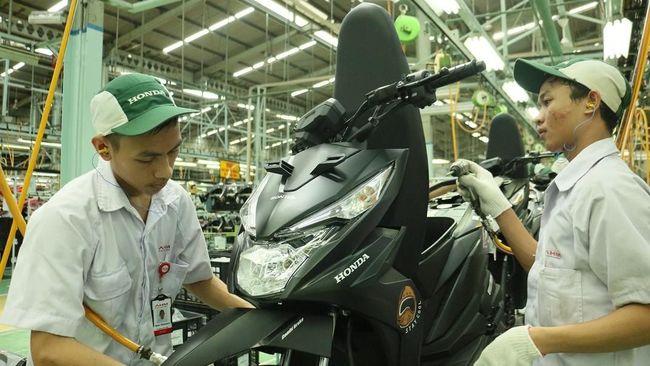 Astra Prediksi Penjualan Sepeda Motor Tahun Depan Melesu