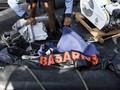Basarnas: Potongan Tubuh Sudah dibawa ke RS Polri