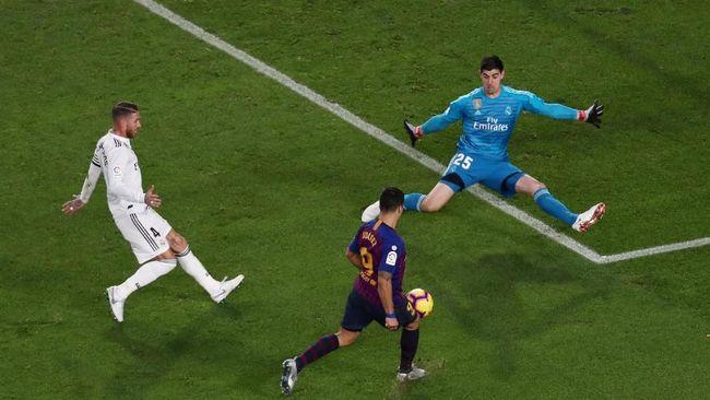 Prediksi El Clasico Barcelona vs Real Madrid di Copa Del Rey
