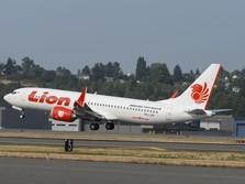 Ini Cerita Tentang Pesawat Boeing yang Digunakan Lion Air
