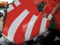KNKT Perkirakan Korban Masih di dalam Badan Lion Air JT-610