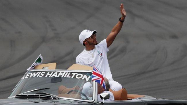 Lewis Hamilton Juara Dunia Formula 1 2018