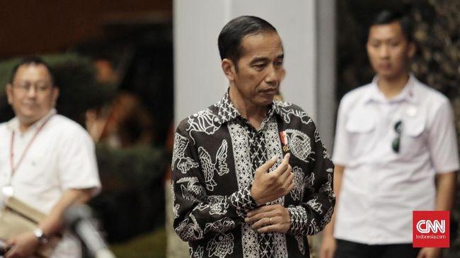 Jokowi Minta Fasilitas Fiskal di Kawasan Khusus Dievaluasi