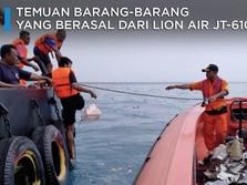 KTP Hingga Ponsel, Ini Barang Korban Pesawat Lion JT610