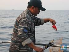 Cuaca Buruk, Penyelaman Pencarian Korban Lion Air Ditunda