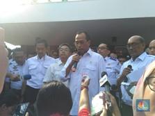Menhub: Lion Air JT-610 Dinyatakan Jatuh