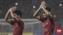FOTO: Jepang Jegal Asa Timnas Indonesia U-19 ke Piala Dunia