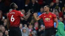 Mourinho Dipecat, Skuat Man United Terpecah Belah