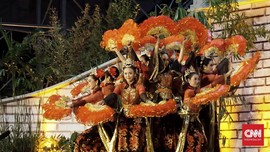FOTO: Pementasan Teater Rakyat 'Misteri Sang Pangeran'
