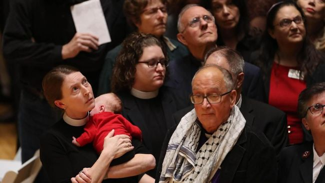 Penembak Sinagoge Dijerat 44 Dakwaan, Terancam Hukuman Mati