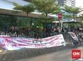 Grab dan Mitra Saling Tuding soal Provokator Demo
