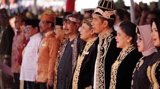 Festival Keraton Nusantara Jadi Ajang Persatukan Bangsa