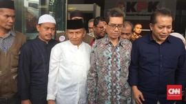 Marwan Batubara Ungkap Motif Amien Rais Datangi KPK
