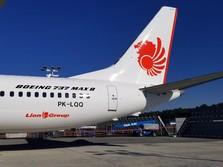 Lion Air Tergelincir di Pontianak, Tak Ada Korban Jiwa