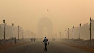 India Geser China Jadi Kota dengan Polusi Terburuk