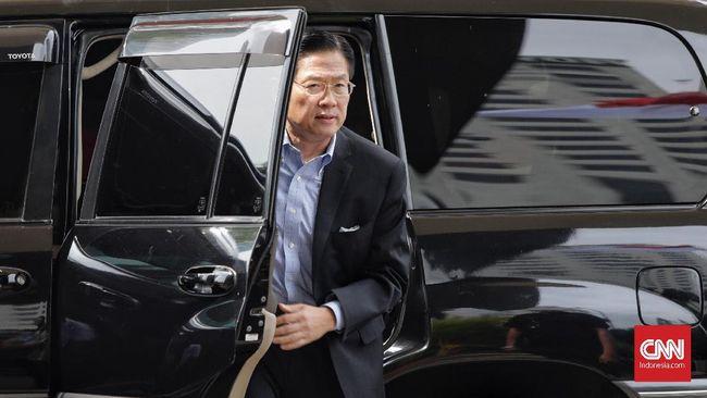 Ada 'Perintah Penting' di Balik Pertemuan James Riady-Neneng