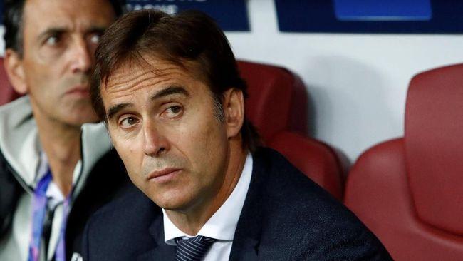Lopetegui: Saya Tidak Diberi Kesempatan di Real Madrid