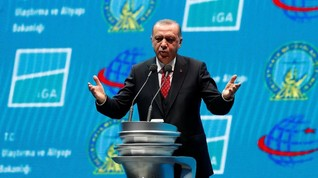 Erdogan Bantah Kasus Khashoggi untuk Hancurkan Kerajaan Saudi