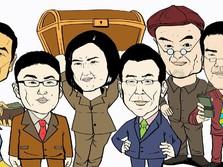 Crazy Rich Muda China yang Masih Berusia di Bawah 40 Tahun