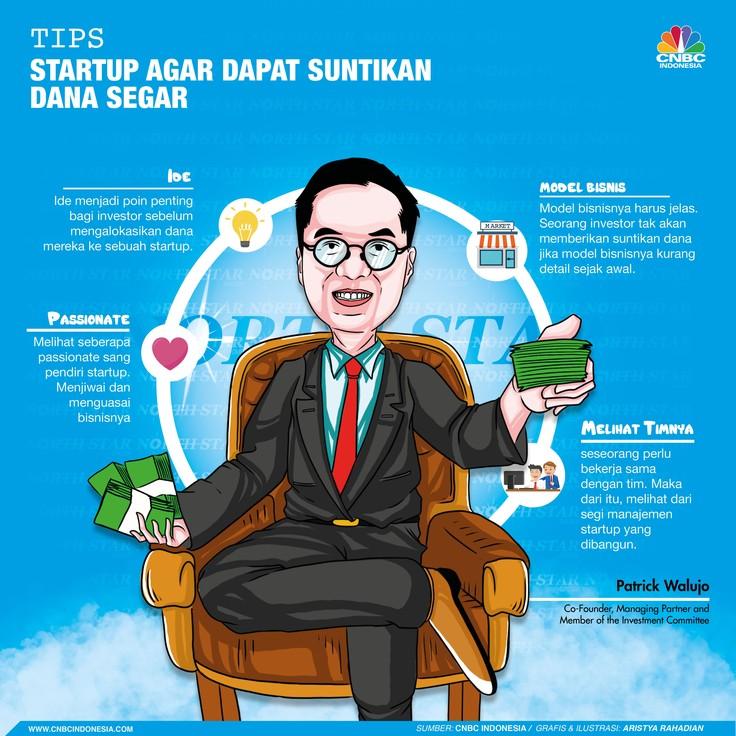 Ini Tips dari Investor Go-Jek Agar Startup Dapat Dana Segar