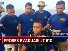 Perjuangan Tim Pencari Korban Lion Air JT-610