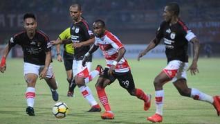 Jadwal Liga 1 2019 Mundur