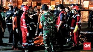 Panglima TNI Melaut ke Lokasi Pencarian Lion Air JT-610