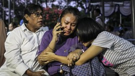 Pesan Rindu Pramugari Lion Air yang Tertambat di Karawang