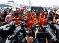 Pencarian Bangkai Lion Air Terkendala Arus Air