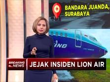 Ini Dia Jejak Insiden Maskapai Lion Air