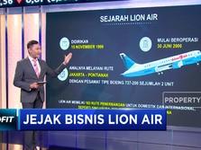 Jejak Bisnis Lion Air