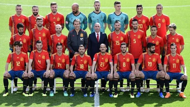 Julen Lopetegui sebenarnya diumumkan sebagai pelatih Real Madrid pada 12 Juni 2018 ketika masih menjadi pelatih timnas Spanyol. Satu hari kemudian Lopetegui kemudian dipecat RFEF dari kursi pelatih timnas Spanyol atau dua hari sebelum laga pertama di Piala Dunia 2018. (JAVIER SORIANO / AFP)