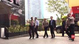 VIDEO: James Riady Diam Saat Akan Diperiksa KPK Soal Meikarta