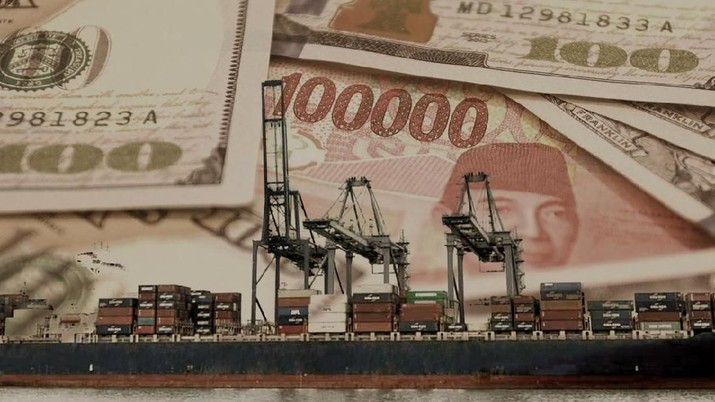 Ekspor Loyo, Neraca Dagang Januari 2020 Tekor US$ 870 Juta