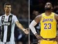 Efek Ronaldo dan LeBron: Real Madrid dan Cavaliers Terpuruk