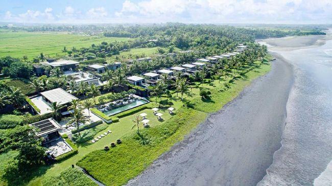Mengintip Vila Mewah Kim Kardashian di Bali