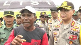 VIDEO: Kesaksian Nelayan Dengar Dentuman Saat Lion Air Jatuh