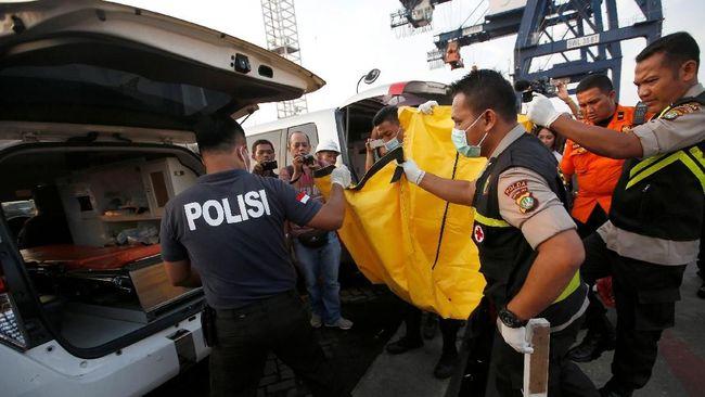 Identifikasi Korban Lion Air Bisa Makan Waktu Sampai Sepekan