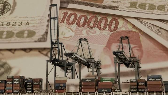 Chatib Basri memproyeksikan neraca perdagangan pada Februari 2019 kembali mencatakan defisit sebesar US$ 700-800 juta