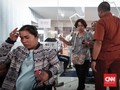 Padati RS Polri, Keluarga Korban Lion Air Harap Temuan Baru